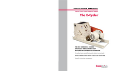 E-Cycler Electronic Waste Recycling Brochure