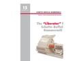 Liberator Carpet Recycler Brochure