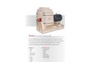 44 Series Slow Speed Circ-U-Flow Hammer Mill Brochure