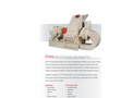 13 Series Industrial Grinder – With Integral Fan Brochure