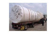 Vertical and Upright Polyethylene Tanks