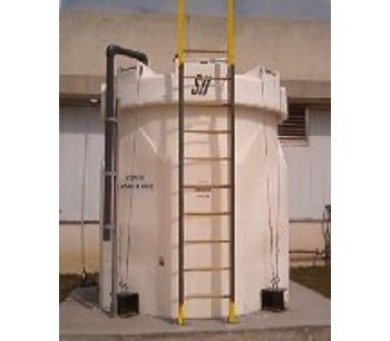 Polyethylene Double Wall Tanks and Containment Basins