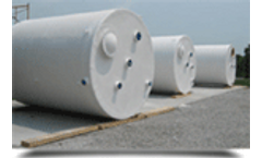 Fiberglass Reinforced Plastics (FRP) Chemical Tanks