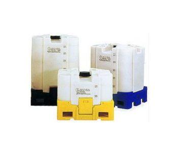 Premium Square Stackable Intermediate Bulk Containers