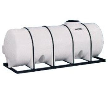 Polyethylene Horizontal Tanks