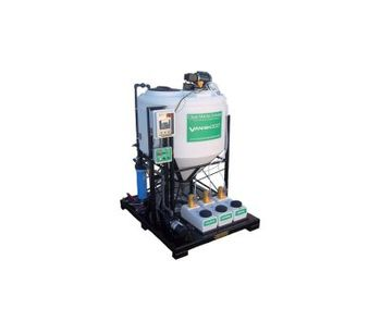 Vanish - Model 300 - Wastewater Treatment and Recycling System