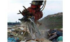 Deltax - Demolition & Sorting Grapples