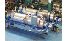 KMT - Electrical Screw Thermal Desorption System