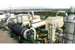 KMT - Direct Fired Drying System