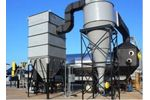 KMT - Indirect Fired Drying System