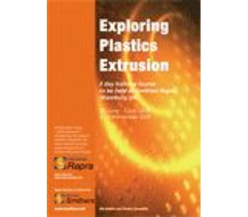 Exploring Plastics Extrusion