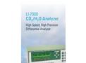 LI-820 CO2 Gas Analyzer Brochure
