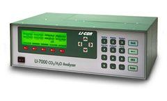 Model LI-7000 - CO2/H2O Gas Analyzer