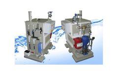 Freylit - Model EKOLIT Series - Open Design Fine Filter Recycling Systems