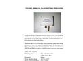 Model BP0611A - Barometric Pressure Sensor