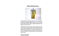 3666 Leaf Wetness Sensor Brochure (PDF 44 KB)