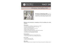 Van Walt - Window Sampling System Datasheet