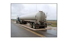 Containment Pad - Secondary Fuel Spill Containment System