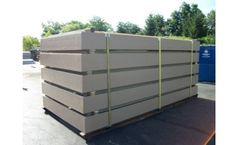 Camel Tri-Star - Model MAX - Modular Drive Over Spill Containment Berms