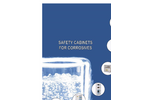 Safety Cabinets for Corrosives (Acids and Bases) Manual