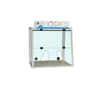 Model PMSF1300 - Ductless Fume Hoods and Storage Cabinet With Recirculating Air