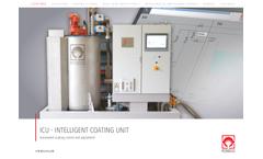Foseco - Intelligent Coating Unit (ICU) - Brochure