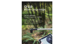 Lombard - Model CI-110 - Plant Canopy Imager Brochure