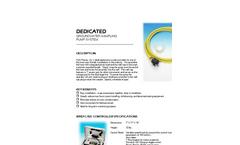Dedicated - Groundwater Sampling Pump System Brochure