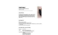 Portable Groundwater Sampling Pump System Brochure