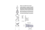 Model SP-400 - Electric Submersible Pump Technical Specifications