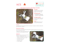 ADC - ACE Automated Soil Respiration Chamber - Brochure