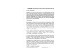ADAM - Asbestos Inventory and Document Management Software- Brochure