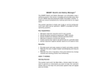 SMART - Occupational Employee Health and Safety Records Management Software - Brochure
