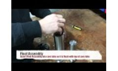 High Pressure Variable Area Flow Meter Assembly Tutorial Video