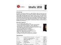 UltraFlo - Model UFDD - Ultrasonic Clamp-On Flow Meters Brochure