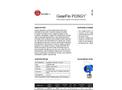 GearFlo - Model PDSG1 - Positive Displacement Flow Meters Brochure
