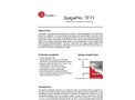 SurgePro - Model TFT1 - Turbine Flow Transmitter Brochure