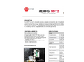 MEMFlo - Model MFT2 - 2-Wire Flow Transmitter  - Datasheet