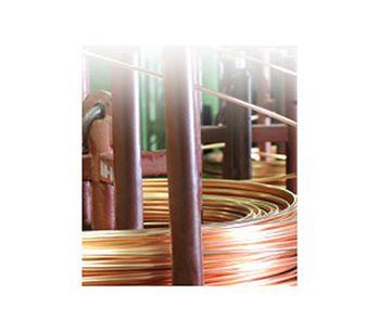 Metrod - Model UPCAST - Copper Rod