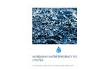 Increasing Water Efficiency for Utilities