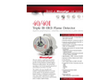 SharpEye - Model 40/40I Triple IR (IR3) - Flame Detector - Brochure