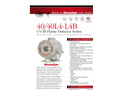 SharpEye - Model 40/40L4-L4B UV/IR - Flame Detector - Brochure