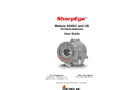 SharpEye - 40/40U-UB - UV Flame Detector - Manual