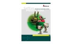SafEye Quasar - Model 900 - Open Path Gas Detectors Brochure