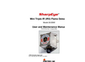 SharpEye - Model 20/20MI - Mini Triple IR (IR3) - Flame Detector - Manual