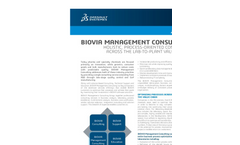 Accelrys - Management Consulting Service Brochure