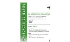 Organics Recycling- Broucher