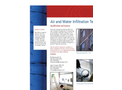 Air and Water Infiltration Testing Service – Brochure