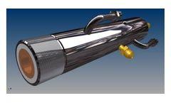 Model PPT-ST - Steam Plasma Arc Torches