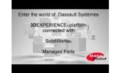 Complete Assembly Structure in 3D Experience Platform Video